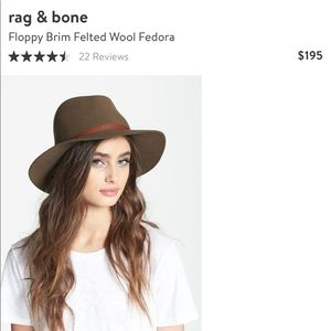 9324de1f9 rag & bone Accessories | Iso Rag Bone Visor Any Color | Poshmark